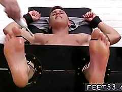 Gay sexy mexican feet movies full length Sebastian Tied Up & Tickled