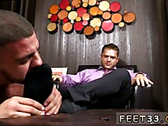 Free gay porn men feet first time Tyrell's Sexy Feet Worshiped