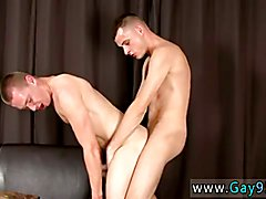 Guy ass fucking movietures gay first time The deep throating demonstrates their mutual