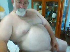 grandpa stroke on cam  scene 12
