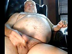 grandpa cum on cam  scene 12