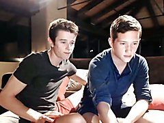 Gorgeous Gay Boys Sucking & Rimming On Cam
