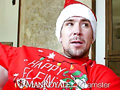 ManRoyale - Kyle Kash Gets XMas Gift Up the Ass from Trenton
