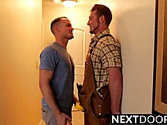 Luca Rosso and Jake Karhoff banging