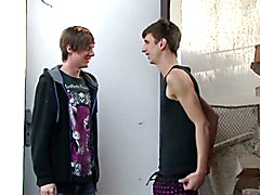 Twinks Todd Rexx and Marek Sika Fuck