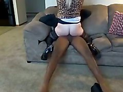 Mature Crossdresser  scene 3