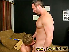Free bi gay porn tv When the bulky stud catches Anthony sneaking about in his living room