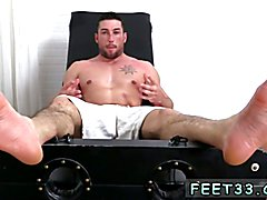 Gay feet toy movie porn free Casey More Jerked & Tickled
