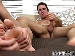 Fat people fucking gay porn first time Hunter Page & Cameron Worship Each Others Feet