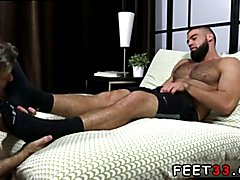 Indian men cock gay sex photo Ricky Larkin Shoots His Load As I Worship His Feet