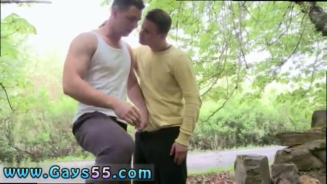 image Outdoor gay tgp first time two sexy amateur
