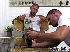 Sexy mature mens feet and black gay movies of feet Johnny Hazzard Stomps Ricky Larkin