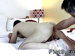 Gay alpha rough sex full length Bottom Boy Aron Loves Getting his...