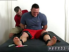 Xxx gay sex eating cum shot movie What could be nicer than binding up a big, beefy