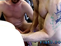 Sex porno boy and gay dad cum movietures First Time Saline Injection for Caleb