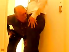 Daddies playing in the Publick WC  scene 2
