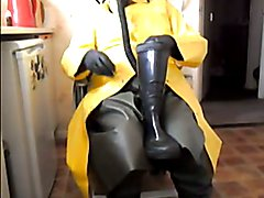 Another rubber wank.