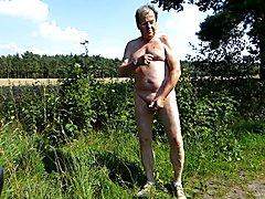 Porn nackt im wald Nackt Im