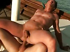 BangedBoat Hunky Latino Papis Outdoor Orgy