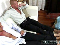 Sex emo gays nu Ricky Worships Johnny & Joey's Feet