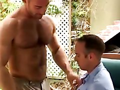 Hairy Males Fucking Outdoor