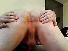 U.Kingdom,Gay Cute Boy With Wide Open Ass,Fingering Show