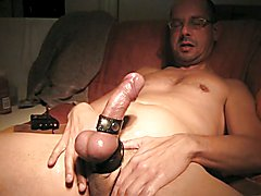 An e-stim load lick it from my fingers.
