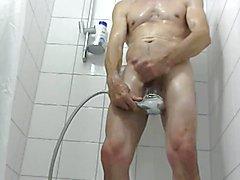 Beim duschen boys Zu Besuch