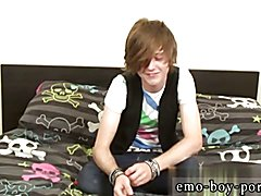 Cute  fucker indeed can tease! We commence with the usual HomoEmo interview followed by Tyle...