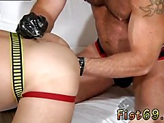 Taking penis doing hot gay sex in movies Dakota Wolfe is bent over and ready to take an