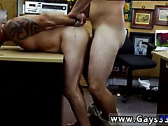 Hairy  broad chested hunk gay Snitches get Anal Banged!