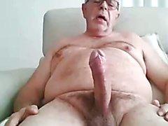 grandpa cum on cam  scene 181