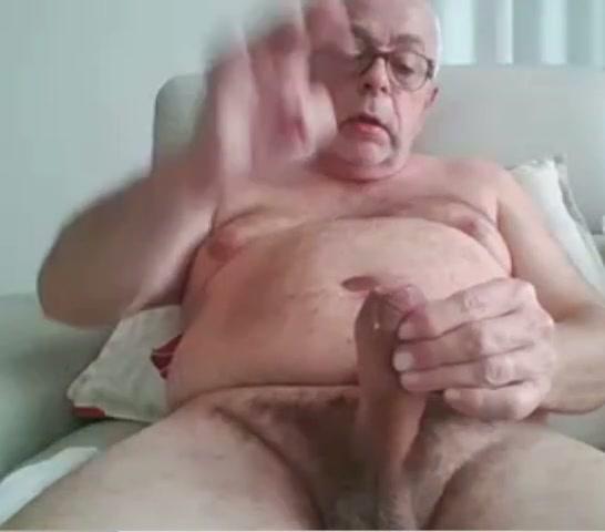 Old Gay Cum