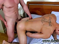 With his jism poked out of him, Tate gets a unloading of fellow milk from Kieron to end a fi...
