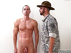 Russian military hunk and movies of army men with muscle naked gay Extra Training for the
