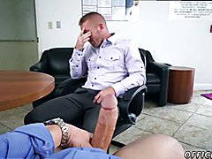 Keeping The Boss Happy Sleeping guy gay porn free movie