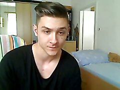 Austrian Gorgeous Boy Sexy Dance On Webcam
