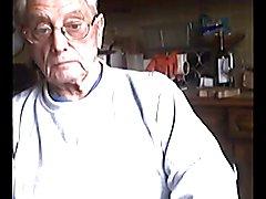 grandpa cum on cam  scene 210