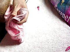 Cum on Cute Little Frozen Panties