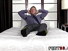 Gay sex foot movies tumblr Sleepy Kenny Gets Foot Worshiped