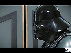 Vader fucks Hans Solos roughly