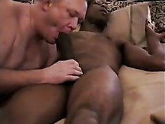 Mr.18 Inches gets his big dick sucked by a white daddy part2