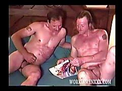 Mature Amateurs Lee and Steve