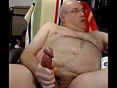 grandpa stroke on cam  scene 59
