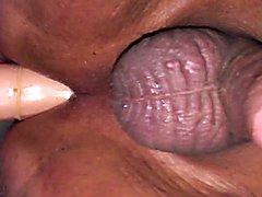 Prostate Dildo Ride
