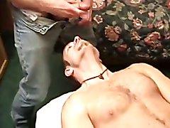 Cum Eating  scene 3