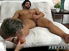 White slave licks black male feet and gay feet czech Alpha-Male Atlas Worshiped