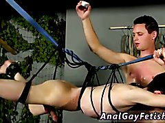 Leather muscle men bondage movies free movies and gay twink daddy bondage Jerked And