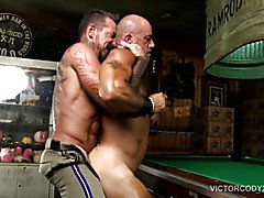 Scott Takes Two Cocks Raw  scene 2