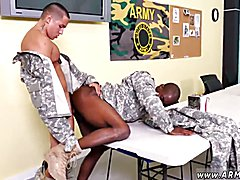 Black military guys naked and jacking off gay Yes Drill Sergeant!